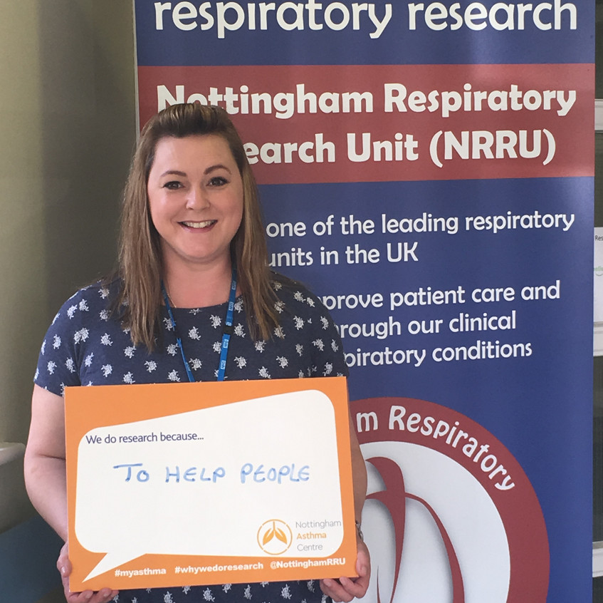 Clinical Trials Assistant Tina #IAmResearch