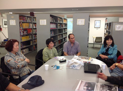 14. Exchange with other local libraries