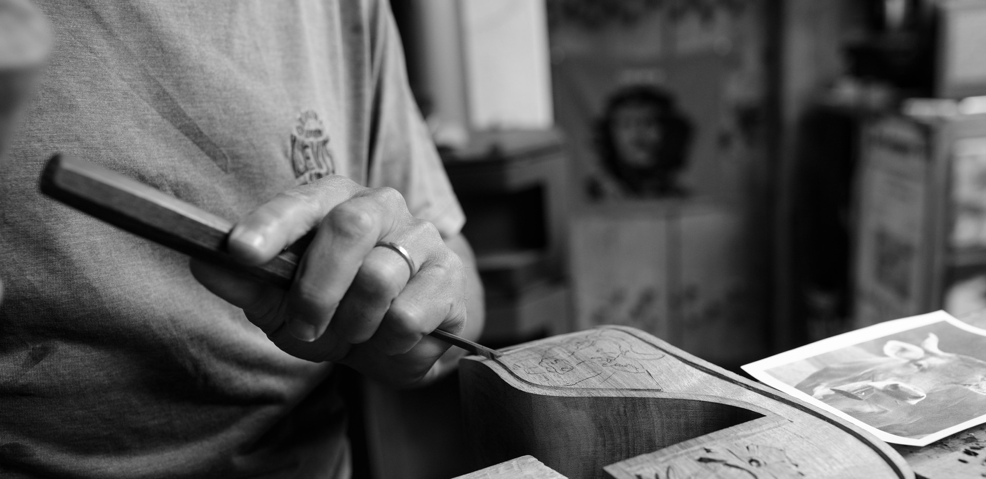 Handcrafted Sole