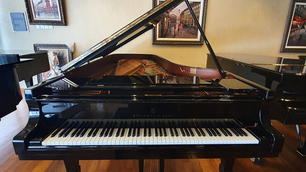 Steinway & Sons Type D