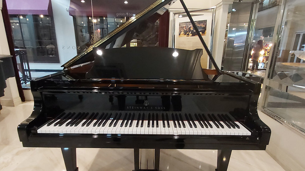 Steinway & Sons Type O