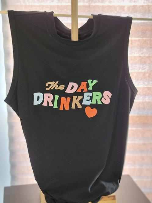 Day Drinker tank top