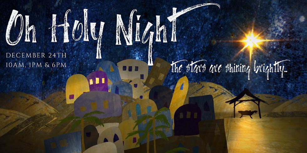 O Holy Night- Christmas Production Facebook