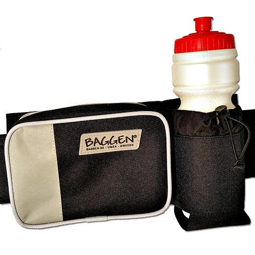 Väska Softbelt - svart/reflex