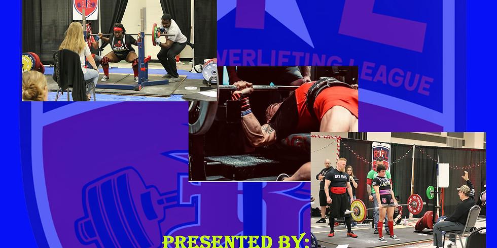 RIPL First Annual Heart of Texas Full Powerlifting Meet