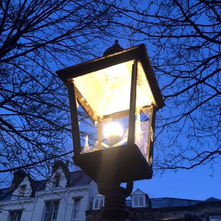 Maintenence and repair to damaged street lighting