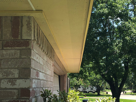 Fascia and Soffit Hardy Backer
