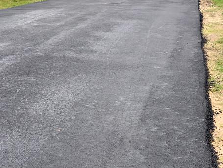 8,000 Sq.Ft. of Aphalt Driveway