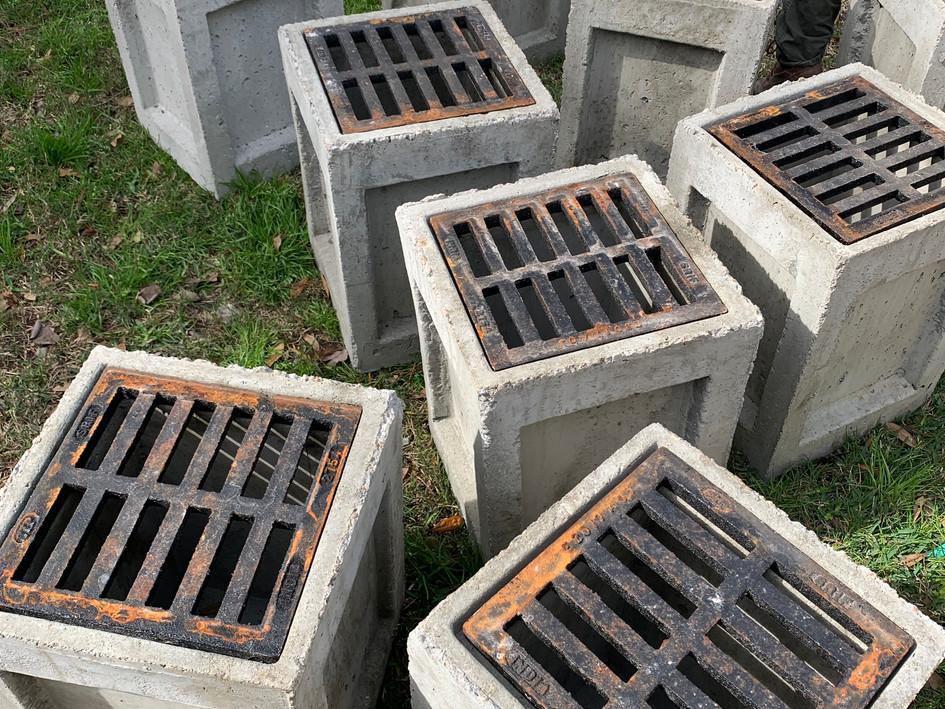 Concrete Drains