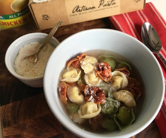 Talluto's Tortellini the Authentic Way