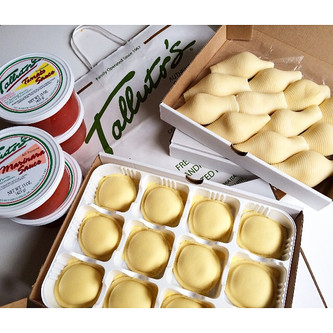 Talluto's Authentic Italian Food Factory Tour