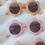 Thumbnail: Childs flower power sunglasses