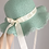 Thumbnail: PREORDER - Childs Mint Frilly Summer Hat