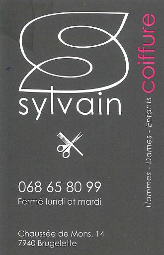 Coiffure Sylvain