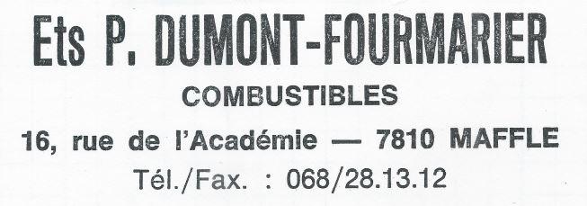 Dumont Fourmarier