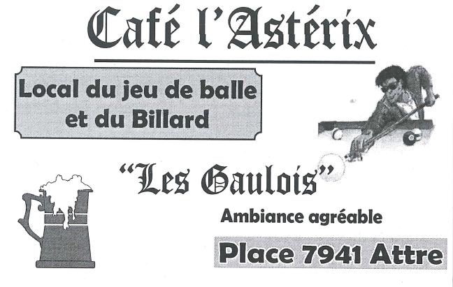 Café l'Astérix