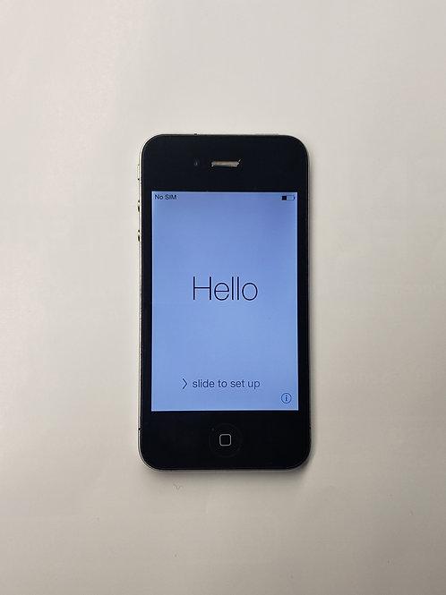 iPhone 4 (Black) 16GB - Unlocked (Grade C)