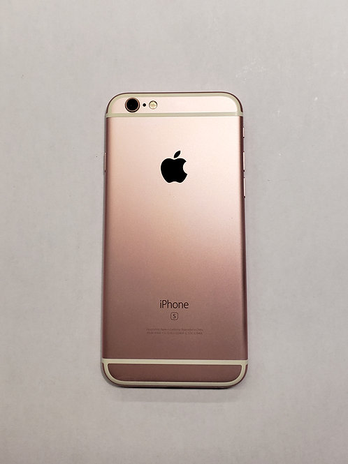 iPhone 6s (Rose Gold) 64GB - Unlocked - Grade B