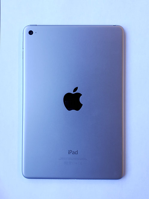 iPad Mini 4 (Space Grey) 128GB - Wifi (Grade A)