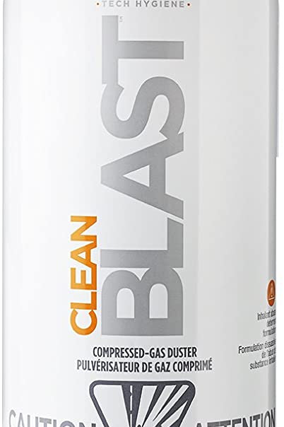 WHOOSH! Clean Blast Compressed Air  - 10oz