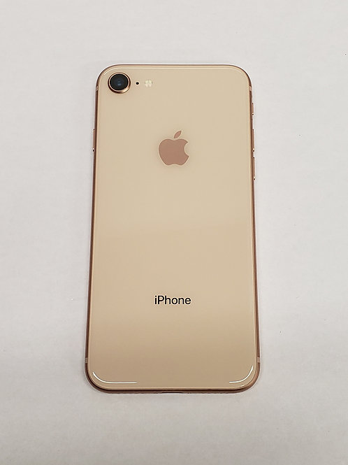 iPhone 8 (Gold) 64GB - Unlocked - Grade A