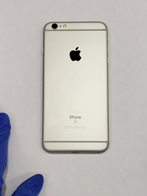 iPhone 6s Plus (Silver) 128GB - Unlocked - Grade B
