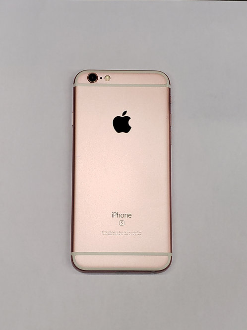 iPhone 6s (Rose Gold) 16GB - Unlocked - Grade A