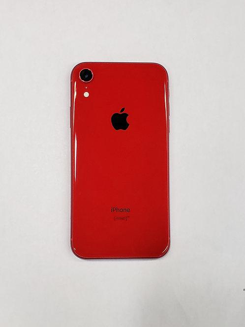 iPhone XR (Red) 64GB - Unlocked - Grade B