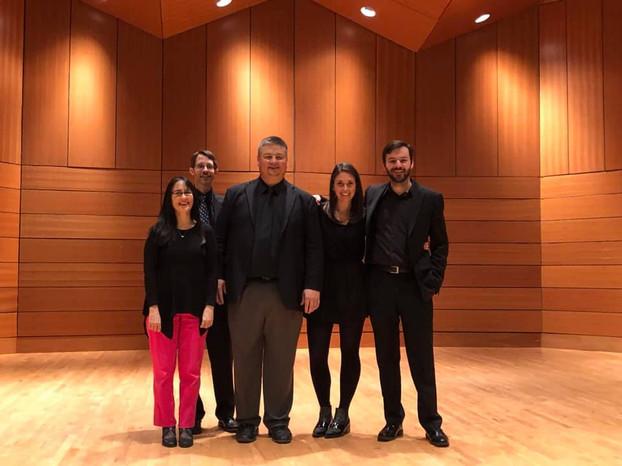 Faculty Recital Spring 2020