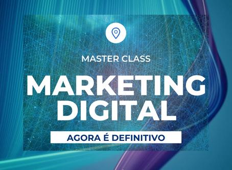 Master Class Marketing Digital