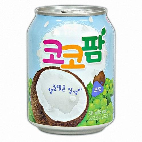 Jugo Coreano sabor uva y coco