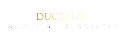 Ductant Group & Associates website logo.