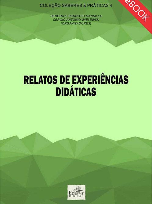 RELATOS DE EXPERIÊNCIAS DIDÁTICAS