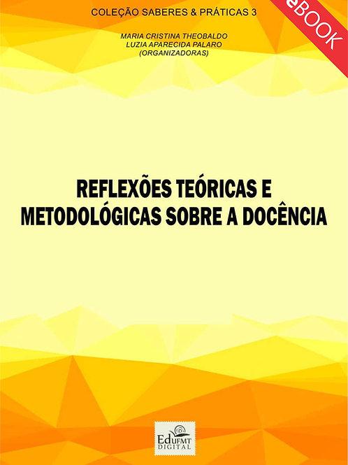REFLEXÕES TEÓRICAS E METODOLÓGICAS SOBRE A DOCÊNCIA