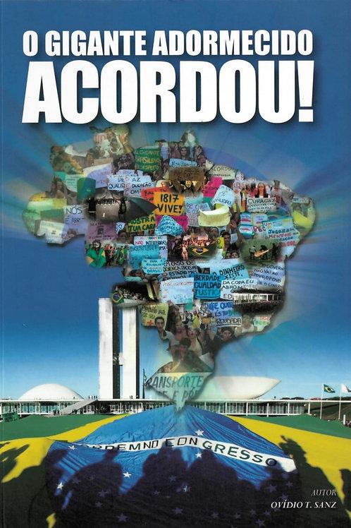 O GIGANTE ADORMECIDO ACORDOU!