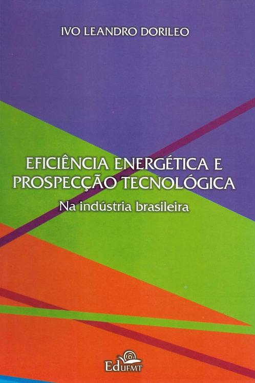 EFICIÊNCIA ENERGÉTICA E PROSPECÇÃO TECNOLÓGICO NA INDÚSTRIA BRASILEIRA