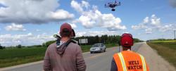 Heli Watch Drone Video