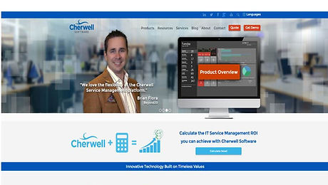 Cherwell Software Case Study