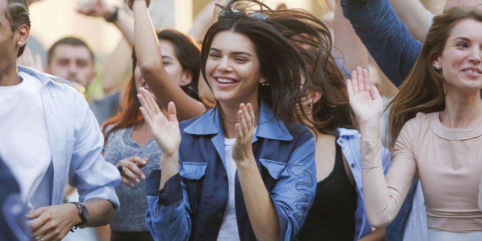 Pepsi Ad Kendall Jenner