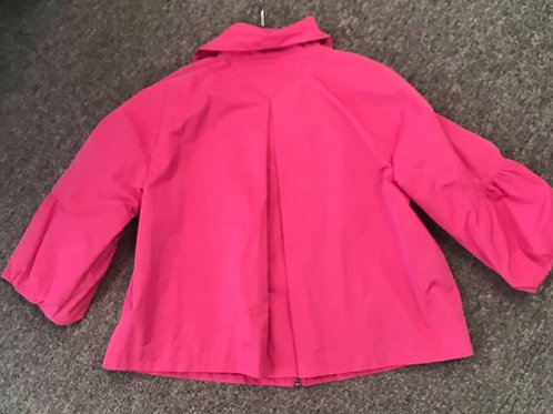 Hot Pink Chicos Jacket