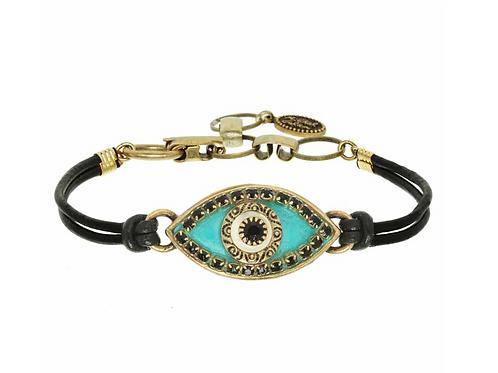 New Vision Bracelet, Teal