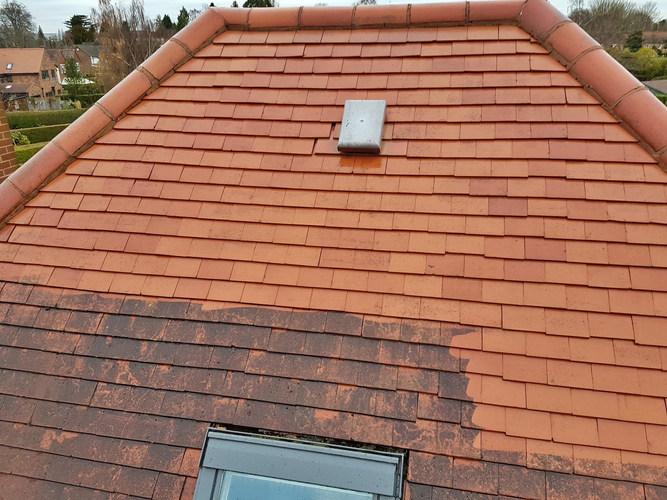 roof cleaning shepperton weybridge