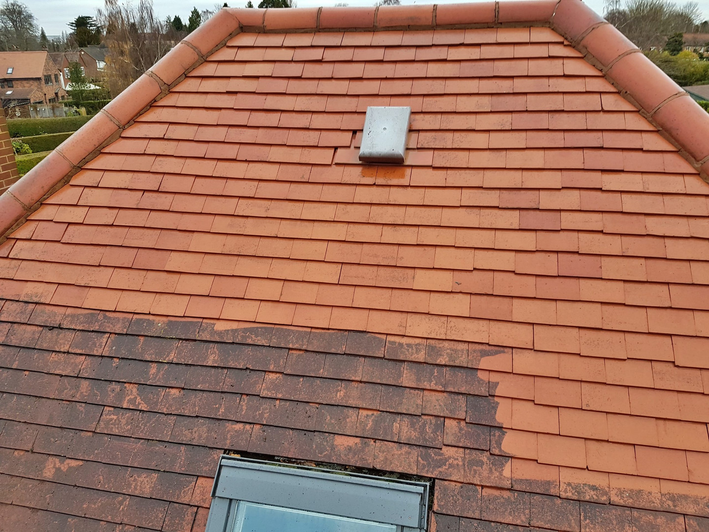 roof cleaning shepperton weybridge