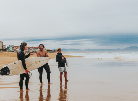Why Hossegor is the mecca destination for surfers stoke