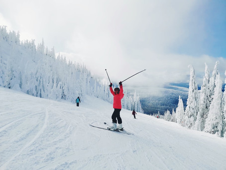 Why you should ski after the Canadian winter dream - The Great White North
