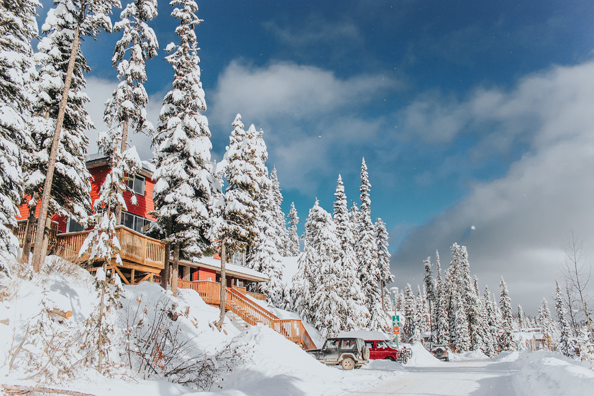 Big White Ski Resort - Canada