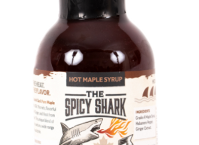 The Spicy Shark - Hot Maple Syrup