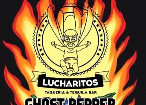 Lucharitos Ghost Pepper Sauce