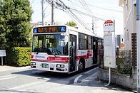 a,西鉄バス「松ヶ枝口」バス停 - 001.jpg