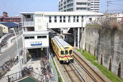 a,西鉄貝塚線・三苫駅 - 017.JPG